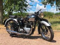 1938 Pre-War Triumph 5T Speed Twin 500cc Very Rare!!!