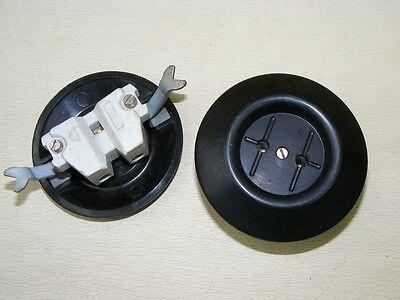 Old Bakelite Socket Flush Can Flush-Mounted Loft Design Art
