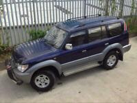 TOYOTA LAND CRUISER PRADO 3.0 TZ TD AUTOMATIC 5 DOORS 4X4 BLUE