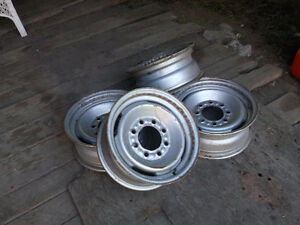 reconditioned truck rims