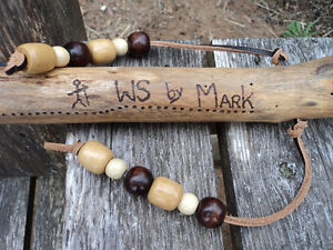 Handcrafted Wooden Walking Stick