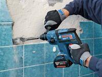 Bosch Professional 18v / 240v Power Tools