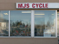 MJS Cycle Closing out SALE Everything must go by January 1, 2016