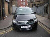 Vauxhall/Opel Zafira 1.6i 16v VVT ( 115ps ) 2012MY Exclusiv
