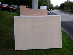 FREE Double/full Boxspring