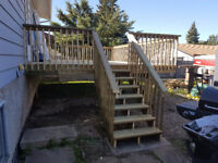 Decks, Siding and MORE!