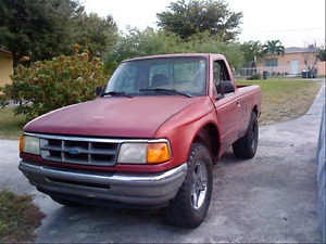 WANTED Ford Ranger