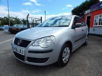 2006 Volkswagen Polo RAFFLE TO BE DRAWN 16092016 £20 PER TICKET VALUE OF CAR...