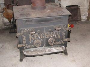 KINGSMAN WOOD STOVE