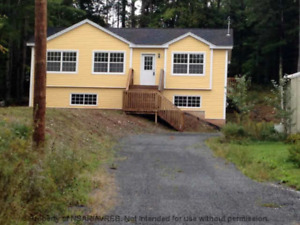 Near new home for sale in Beaverbank
