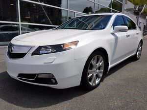 Acura TL Elite Package 2013