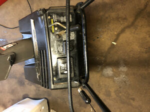 Yardworks snowblower for sale