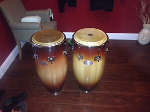 Twp Gon Bops Tumbao pro series drums