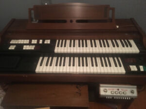 Apartment Size Electric Organ