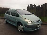 2002 (02) Citroen Xsara Picasso 1.6i LX ** Part Exchange to Clear **