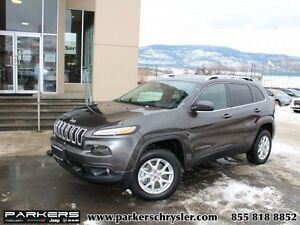 2014 Jeep Cherokee North   4x4-Active Drive II-Flat Tow Ready