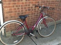 Ladies Raleigh Caprice Bike