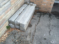 Edgeing stone for sale