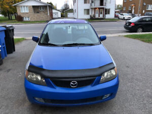 Mazda Protege es 2003