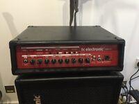 Tc electronic bh500 bass amp head