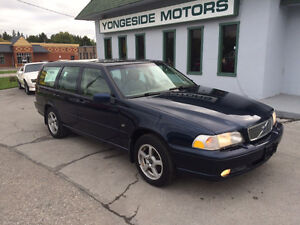 1999 Volvo V70 AWD Clean $1400 Emission Passed !!