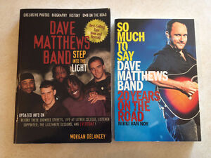 Dave Matthews Band books
