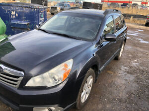 2010 Subaru Outback for sale Price Reduced