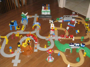 Ensemble train Geotrax