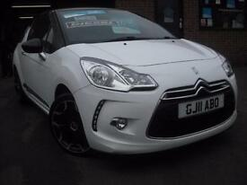 Citroen DS3 Dsport HDi 3dr DIESEL MANUAL 2011/11