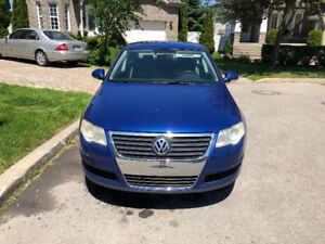 Volkswagen Passat 2.0t 2009 Low Milage 110,750 for $5,500