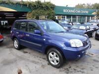 Nissan X-Trail 2.0i ( alloys ) SE4X4 2005 82000MLS EXCELLENT