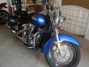 moto en tres bonne condition