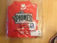 Pioner Firemaster boiler suit 44
