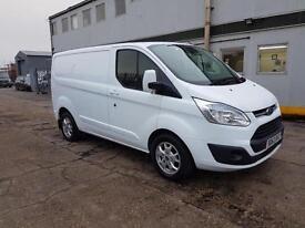 Ford Transit Custom 270 Limited Lr Pv DIESEL MANUAL 2014/63