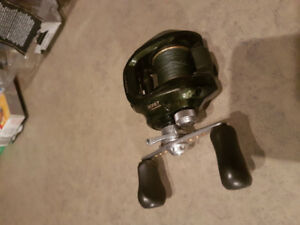 Shimano Curado 201E7 Fishing Reel