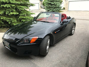 2002 Honda S2000-excellent condition/low kms!