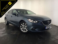 2013 MAZDA 6 SE-L D DIESEL SALOON 148 BHP 1 OWNER FROM NEW FINANCE PX WELCOME