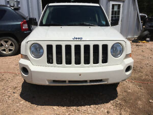 2010 Jeep Patriot FWD new mvi