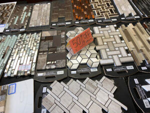 FREE any style Mosaic tiles with new kitchen!!