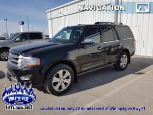 2016 Ford Expedition Platinum   8 Passenger