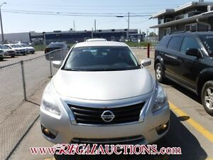 2013 NISSAN ALTIMA S 4D SEDAN 2.5 AT S