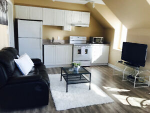 Sun-filled Coach House available for rent