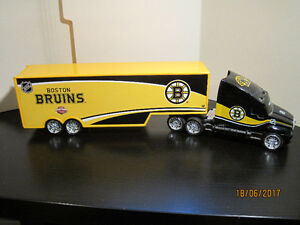Scale Model, Boston Bruins, Transport