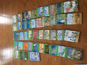 Magic Tree House Books Set 1-43