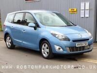 2009 RENAULT GRAND SCENIC 1.6 16v VVT Dynamique 7 seats new MOT