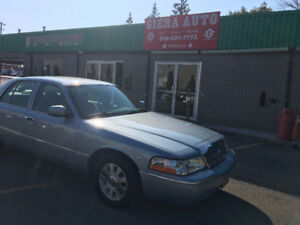 2003 Mercury Grand Marquis**VERY LOW KMS**FLAWLESS CONDITION****