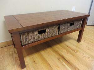 ~~~Brand New Coffee Table and End Table
