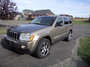 Jeep Grand Cherokee Limited 5,7 litres 2005