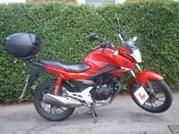 Honda GL125 Learner Legal 125cc Motorcycle