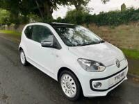 2012 12 Volkswagen up! 1.0 ( 75ps ) 2013MY Up White